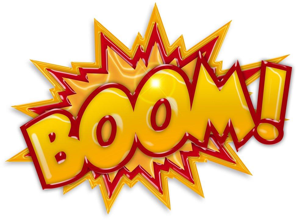 comic book boom