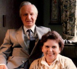 Mieczysław and Sophie Lehman