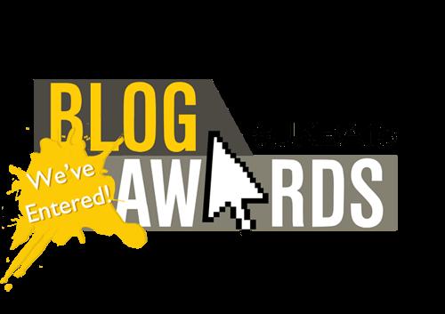 UK Blog Awards 2015 logo