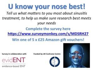 sinusitis survey