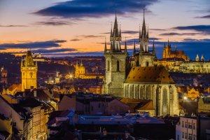 St Vitus Cathedral, Prague. Credit: Jiugunag Wang (creative commons https://creativecommons.org/licenses/by-sa/2.0/)